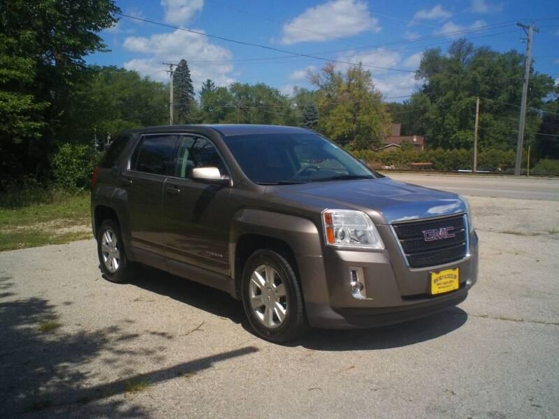 2012 GMC Terrain for sale at BestBuyAutoLtd in Spring Grove IL