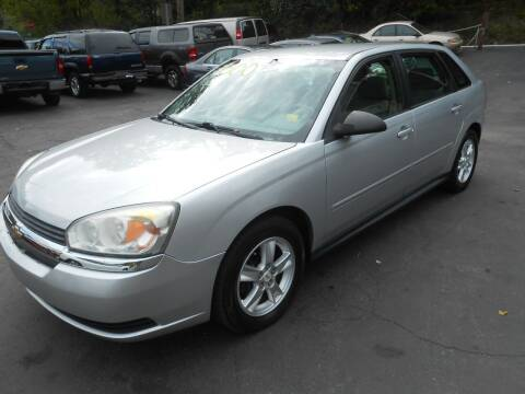 2005 Chevrolet Malibu Maxx for sale at AUTOS-R-US in Penn Hills PA