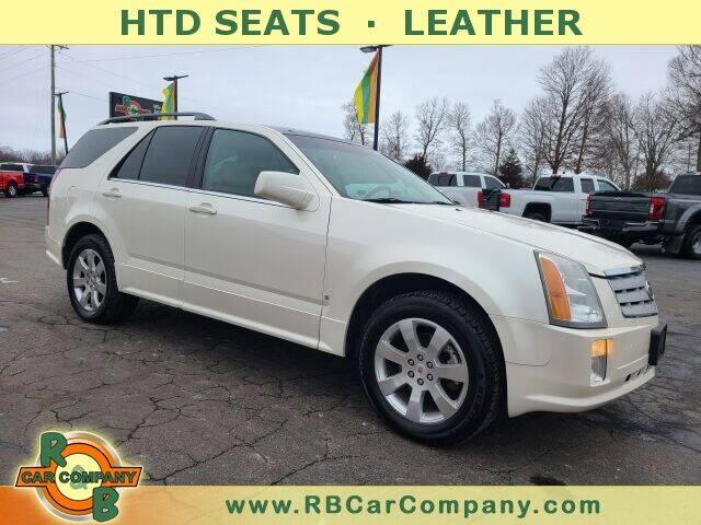 2007 Cadillac SRX for sale at R & B CAR CO - R&B CAR COMPANY in Columbia City IN