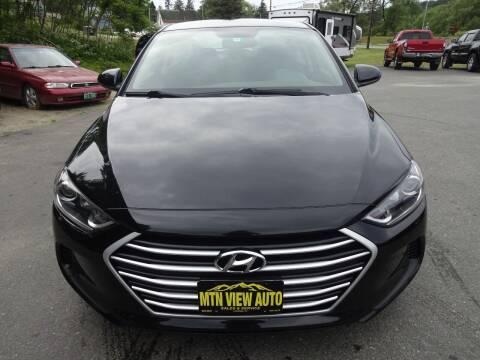 hyundai for sale in lyndonville vt mountain view auto mountain view auto