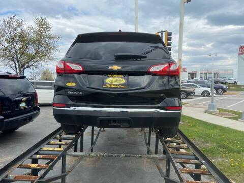 2018 Chevrolet Equinox for sale at Top Notch Auto Brokers, Inc. in Palatine IL