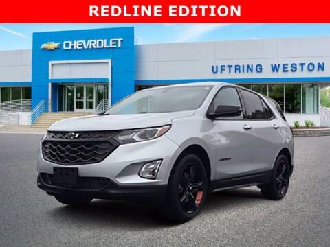 2019 Chevrolet Equinox for sale at Uftring Weston Pre-Owned Center in Peoria IL
