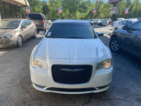 2018 Chrysler 300 for sale at J Franklin Auto Sales in Macon GA