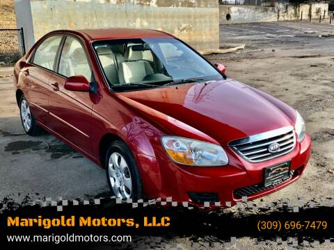 2008 Kia Spectra for sale at Marigold Motors, LLC in Pekin IL