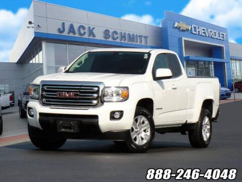 2018 GMC Canyon for sale at Jack Schmitt Chevrolet Wood River in Wood River IL