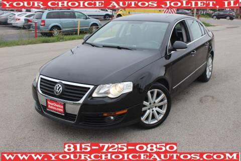2010 Volkswagen Passat for sale at Your Choice Autos - Joliet in Joliet IL