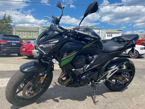 2016 Kawasaki z800 for sale at Pristine Auto Group in Bloomfield NJ