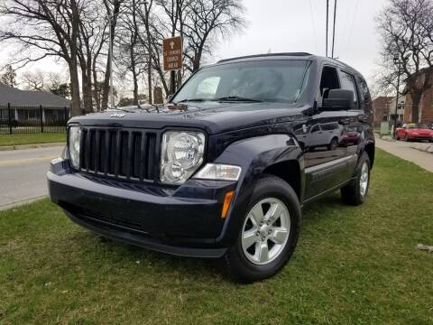 2011 Jeep Liberty for sale at RBM AUTO BROKERS in Alsip IL