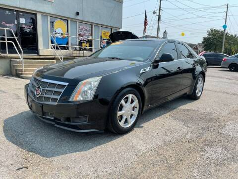 2009 Cadillac CTS for sale at Bagwell Motors Springdale in Springdale AR