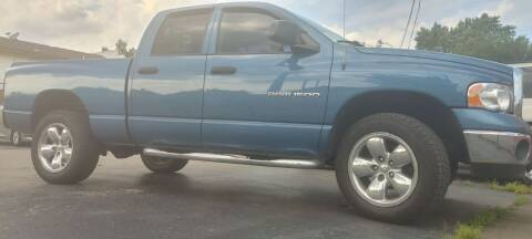 2005 Dodge Ram Pickup 1500 for sale at Double Take Auto Sales LLC in Dayton OH