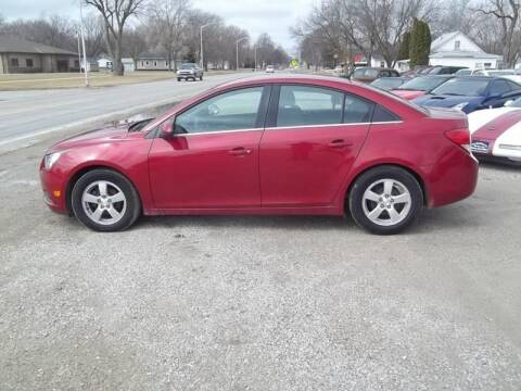 2014 Chevrolet Cruze for sale at BRETT SPAULDING SALES in Onawa IA