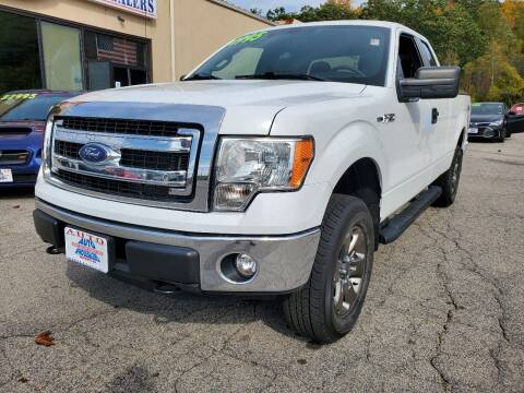 2014 Ford F-150 for sale at Auto Wholesalers Of Hooksett in Hooksett NH