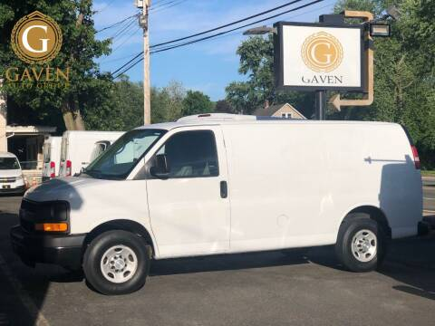 2014 Chevrolet Express Cargo for sale at Gaven Auto Group in Kenvil NJ