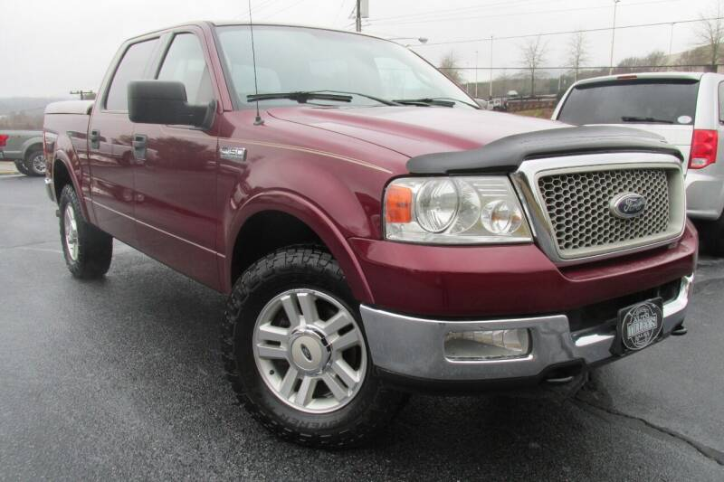 2004 Ford F-150 for sale at Tilleys Auto Sales in Wilkesboro NC