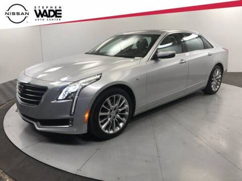 2017 Cadillac CT6 for sale at Stephen Wade Pre-Owned Supercenter in Saint George UT