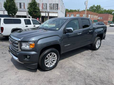 2017 GMC Canyon for sale at East Main Rides in Marion VA