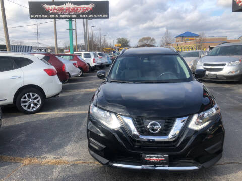 2017 Nissan Rogue for sale at Washington Auto Group in Waukegan IL