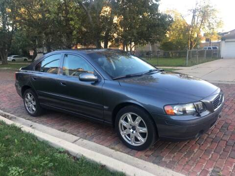 2003 Volvo S60 for sale at RIVER AUTO SALES CORP in Maywood IL