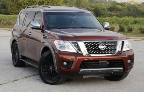 2018 Nissan Armada for sale at Big O Auto LLC in Omaha NE