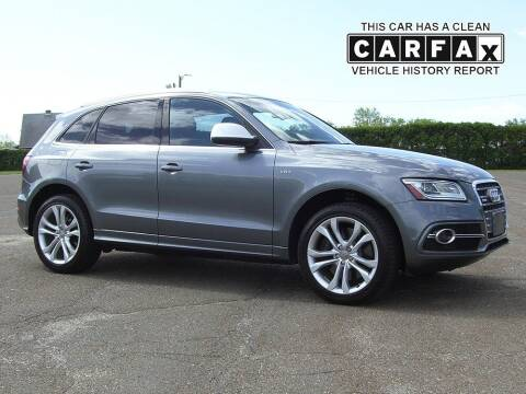 2014 Audi SQ5 for sale at Atlantic Car Company in East Windsor CT