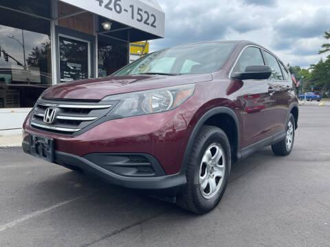 2014 Honda CR-V for sale at Mainstreet Motor Company in Hopkins MN