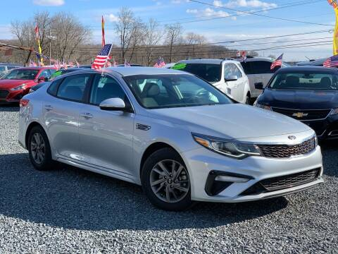 2020 Kia Optima for sale at A&M Auto Sales in Edgewood MD