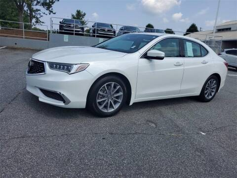 2019 Acura TLX for sale at CU Carfinders in Norcross GA