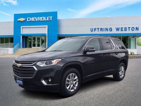 2019 Chevrolet Traverse for sale at Uftring Weston Pre-Owned Center in Peoria IL