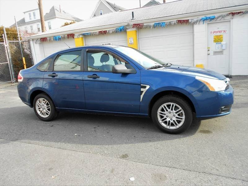 2008 Ford Focus for sale at 5 Star Auto Sales & Service Inc in New Bedford MA