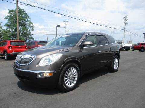 2012 Buick Enclave for sale at FINAL DRIVE AUTO SALES INC in Shippensburg PA