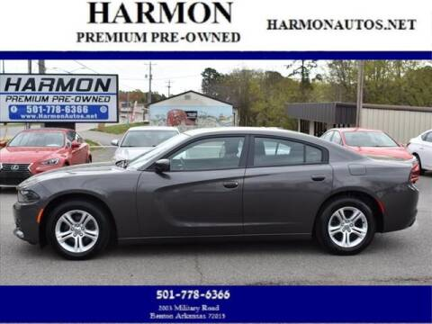 2019 Dodge Charger for sale at Harmon Premium Pre-Owned in Benton AR