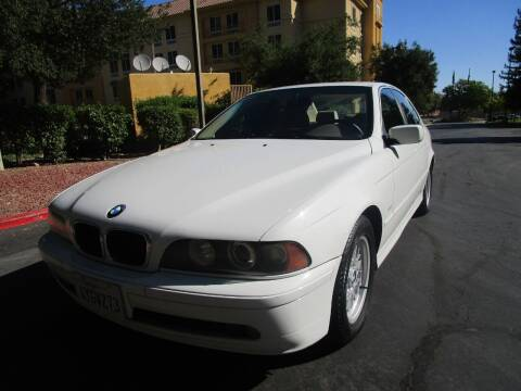 2002 BMW 5 Series for sale at PRESTIGE AUTO SALES GROUP INC in Stevenson Ranch CA