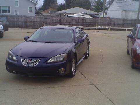 2007 Pontiac Grand Prix for sale at Fred Elias Auto Sales in Center Line MI