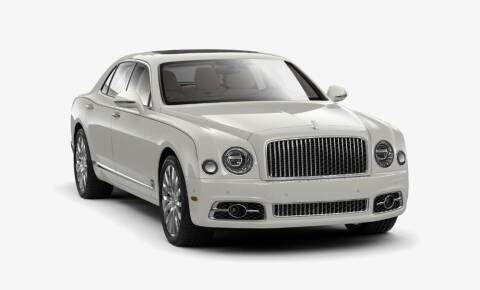 2020 Bentley Mulsanne for sale at Bespoke Motor Group in Jericho NY