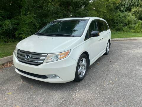 2012 Honda Odyssey for sale at Unique Auto Sales in Knoxville TN