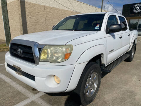 2006 Toyota Tacoma for sale at Houston Auto Gallery in Katy TX