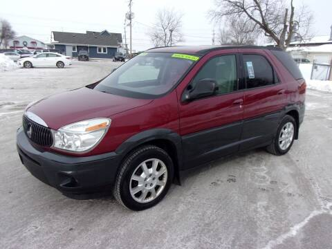 2005 Buick Rendezvous for sale at Ideal Auto Sales, Inc. in Waukesha WI