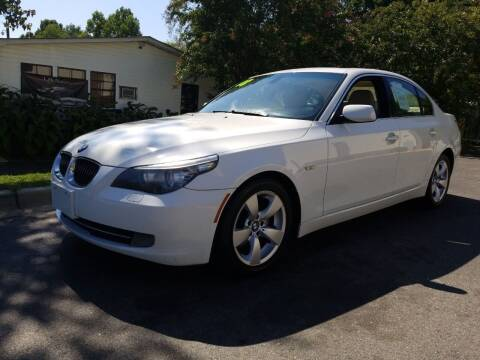 2008 BMW 5 Series for sale at TR MOTORS in Gastonia NC