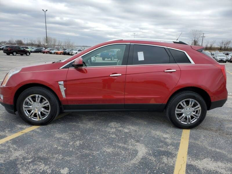 2010 Cadillac SRX for sale at Savior Auto in Independence MO