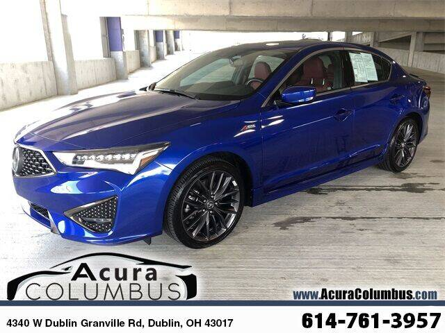 2021 Acura ILX for sale in Dublin, OH