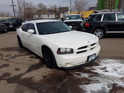 2009 Dodge Charger for sale at BERKENKOTTER MOTORS in Brighton CO