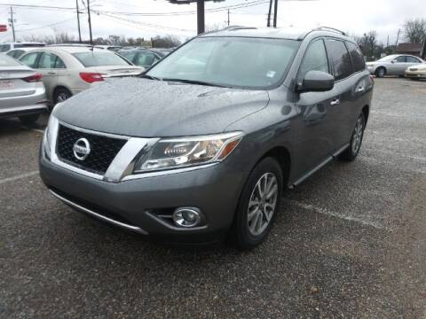 2016 Nissan Pathfinder for sale at 2nd Chance Auto Sales in Montgomery AL