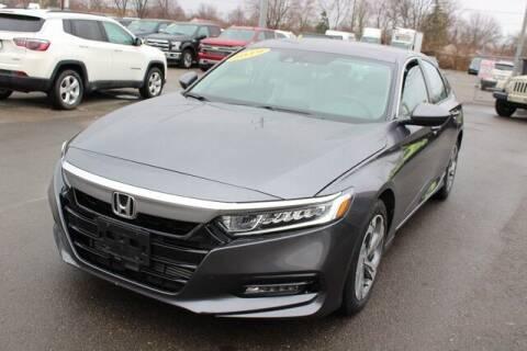 2019 Honda Accord for sale at Road Runner Auto Sales WAYNE in Wayne MI