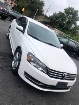2014 Volkswagen Passat for sale at GM Automotive Group in Philadelphia PA