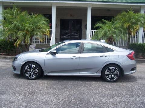 2016 Honda Civic for sale at Thomas Auto Mart Inc in Dade City FL