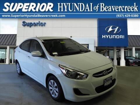 2017 Hyundai Accent for sale at Superior Hyundai of Beaver Creek in Beavercreek OH