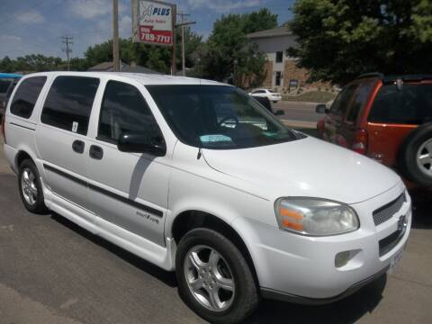 2007 Chevrolet Uplander for sale at A Plus Auto Sales in Sioux Falls SD