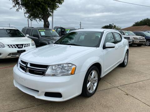 2012 Dodge Avenger for sale at CityWide Motors in Garland TX