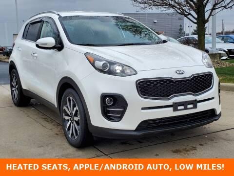 2018 Kia Sportage for sale at Ken Ganley Nissan in Medina OH
