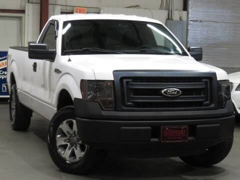 2014 Ford F-150 for sale at CarPlex in Manassas VA